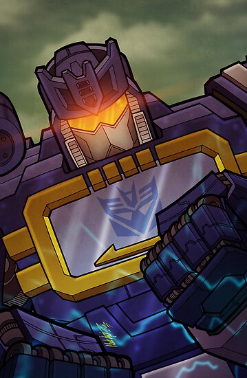 Soundwave by illumistrations