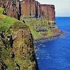 Kilt Rock - Isle of Skye by caledoniadreamn