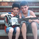 Future Rockers by Bernadette Claffey