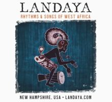 Landaya design (for light backgrounds) by Dave Kobrenski