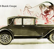1928 Buick Coupe by garts