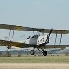 Tiger Moth Take-off @ Melton Air Show 2010 by muz2142