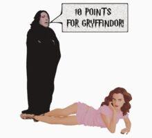 10 Points For Gryffindor by lukeshirt