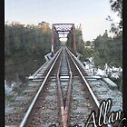 Brimbin Train Bridge by Jason Allan