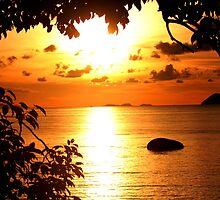 Tequila Sunset - Langkawi, Malaysia by Matawai