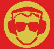 Headphones & Pilot Specs - YELLOW by bluedog725
