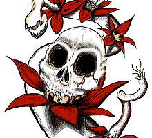 Skull Vine by James Knopp