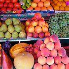 fruit market by milena boeva