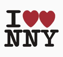 I ♥♥ New New York  T-Shirt