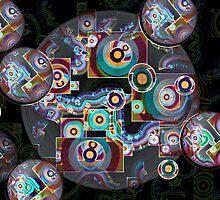 Pulse of the Motherboard by Lynda Lehmann
