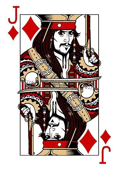 Jack of Diamonds by MrWhaite