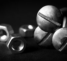 Nuts and Bolts by Christopher Herrfurth