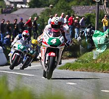 Real Road Racing, Skerries 100  by Nigel Bryan