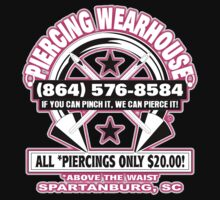 Piercing Wearhouse (Pink) by Kowulz
