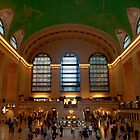 Grand Central, 3:45 pm by Hicksy