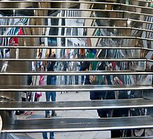 Mirror Stairs by phil decocco