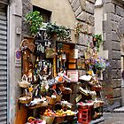 Florence Shop Front by Rae Tucker
