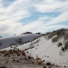 Dunes at White Sands, NM by jcmeyer