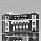 Bryant & May by Melinda Kerr