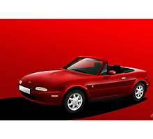 Mazda MX-5 Sports Car by Autographics