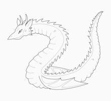 Dragon  by Chealey