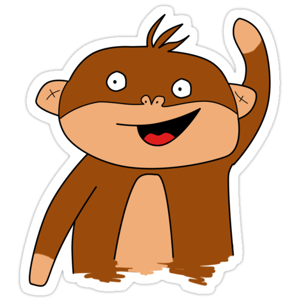 monkey  by Chealey