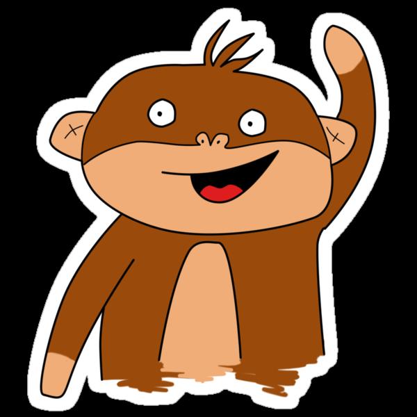 monkey  by Chealey