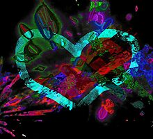 Exploding Heart by SHUBERT