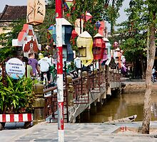 Hoi An Bridge by phil decocco
