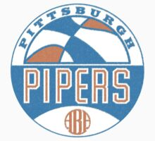 Pittsburgh Pipers Vintage by vintagesports