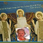Baby Molly & Her Guardian Angels... by Carol Clifford