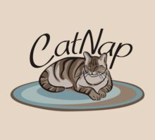 Cat Nap by Lisann