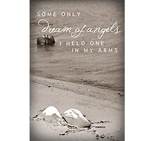 Angels Wings & Dreams Photographic Print