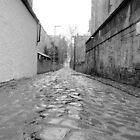 Slick Cobblestone of Glasgow by Jessica Tamler