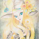 Gloria The Witch by AngelArtiste