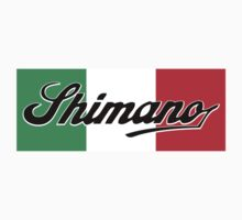 Shimano - ITALIAN COLOURS by munga