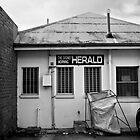 The Sydney Morning Herald (newsagent) by Mark Will