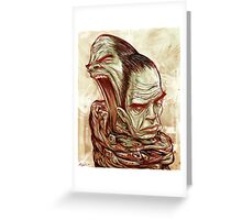 Nick Cave Greeting Card