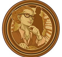 Librarian by MelissaDow