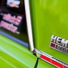 Green Pacer Hemi by Norman Repacholi