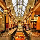 The Block Arcade 2 - Melbourne by Hans Kawitzki