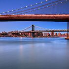 The Two Bridges by Cameron B