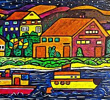 Starlight Travels by Monica Engeler
