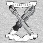 Gallifrey Screwdrivers by Namueh