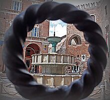 Fabriano Fountain by Pat Lucas