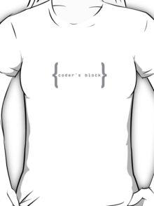 Coder's block T-Shirt