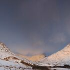 The Ogwen Vally  by robevans