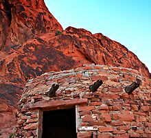 The Cabins-Valley of Fire State Park-NV by ValettaClements