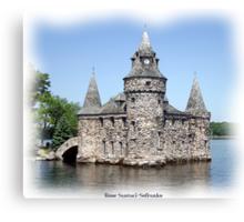 St. Lawrence Seaway/Thousand Islands #12 - Boldt Castle Canvas Print