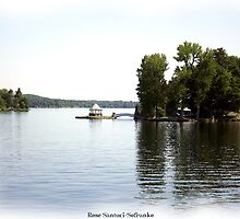 St. Lawrence Seaway/Thousand Islands #21 by Rose Santuci-Sofranko